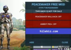 Call of Duty Mobile Hile | Ücretsiz Hile Peacemaker Menu Wall, Aimbot Hile 22 Aralık 2020